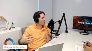 FusionTech Podcast con Aeronet