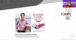 """Centro C3TEC en Caguas presenta facebook live: """"De la intención a la acción"""""""
